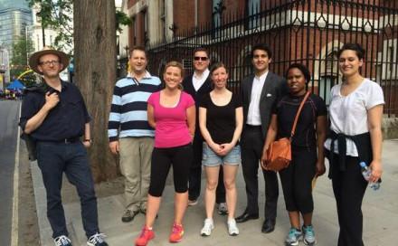 London Legal Walk