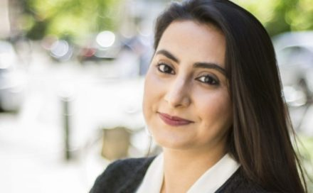 Rehana Popal wins Barrister of the Year Award at the 2019 Inspirational Women in Law Awards